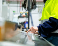 The role of RFID technology in industrial automation